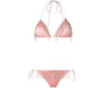 Bikini mit Pailletten