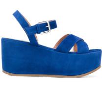 Sandalen mit Sling-Back-Riemen