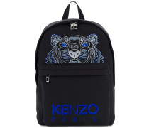 tiger embroidery backpack