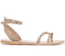 'Koufonisi' Sandalen mit Nieten