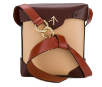 Box-Bag mit Logo