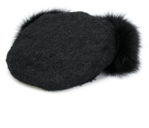 Hut mit flacher Krempe