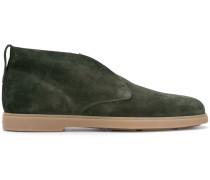 Desert-Boots aus Leder