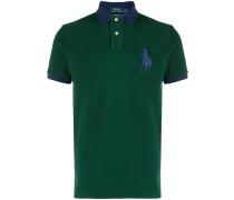 Schmales Poloshirt