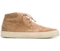 Stiefel mit niedrigem Schaft