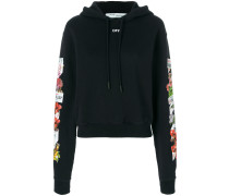flower shop hoodie