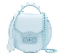 studded handle bag