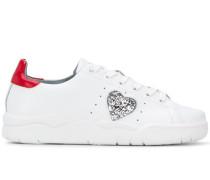 Sneakers mit Herz