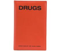 "Portemonnaie mit ""Drugs""-Print"