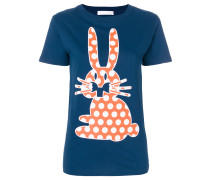 Polka Dot Rabbit T-shirt