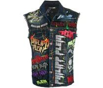 'Rock PP' Jeansweste