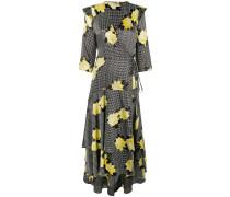 Kleid mit Blütenmuster