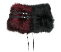 S-ELOS-A faux fur scarf