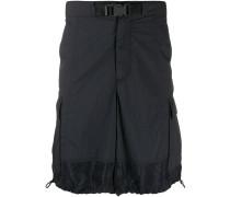 Cargo-Shorts mit Schnalle