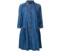 Jeanskleid im Oversized-Look