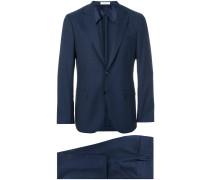 slim two button suit