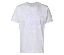 'Tried to Argue' Oversized-T-Shirt
