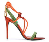 Sandalen mit Seildetails