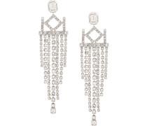 'K/Crystal' Chandelier-Ohrringe