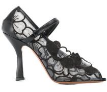 Sandalen mit Spitze