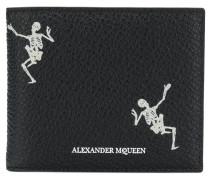 'Dancing Skeleton' Portemonnaie