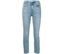 Gekürzte Skinny-Jeans