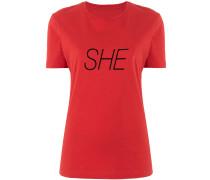 'She' T-Shirt