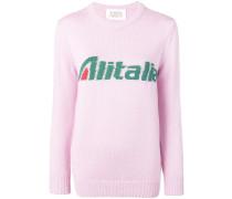'Alitalia' Pullover