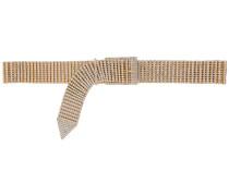 crystal-embellished belt