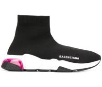 'Speed LT Clear Sole' Sneakers