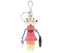 Roboter-Schlüsselanhänger