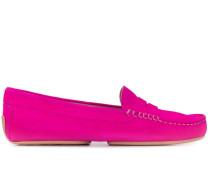 Loafer mit Kontrastnähten