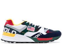 Sneakers mit Schottenkaro