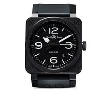 BR 03-92 Black Matte 42mm