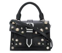 Mini 'Iconic' Handtasche mit Nieten