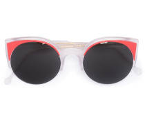 'Lucia Surface Coral' Sonnenbrille