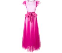 P.A.R.O.S.H. Kleid mit Oversized-Schleife