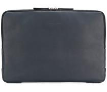 Laptoptasche mit doppeltem Reißverschluss