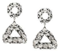 'Quinn' Ohrringe mit Kristallen