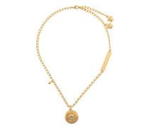Halskette mit Medusa-Anhänger