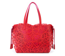 Liara butterfly-cut tote bag