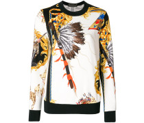 Native American baroque sweatshirt