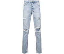 'Chitch' Distressed-Jeans
