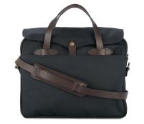 Reißetasche mit Lederriemen