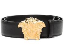 'Medusa' Gürtel mit Logo-Schnalle