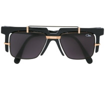 Sonnenbrille mit quadratischem Gestell