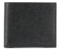 Texturiertes Portemonnaie