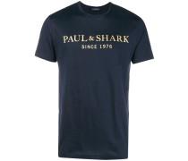 T-Shirt mit Logo-Print - Unavailable