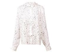 'Blythe' Bluse mit Sternverzierung