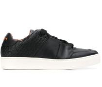 Sneakers mit Kontrastschnürung